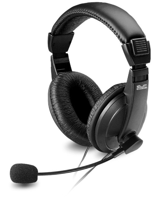 Klip Xtreme - KSH-301 - Headset - Wired - Stereo w/vol control KSH-301