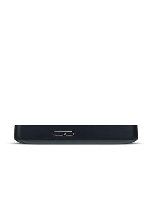 Toshiba Canvio Basics - Disco duro - 4 TB - externo (portátil) - USB 3.0 - negro mate