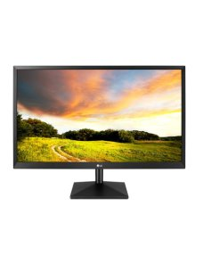 "MONITOR  LG 27"" WIDE TN, Full HD, VGA, HDMI, vesa - Imagen 1"