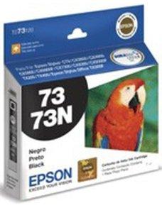 Epson 73 - Negro - original - cartucho de tinta - para Stylus C79, CX3900, CX4900, CX5900 - Imagen 1