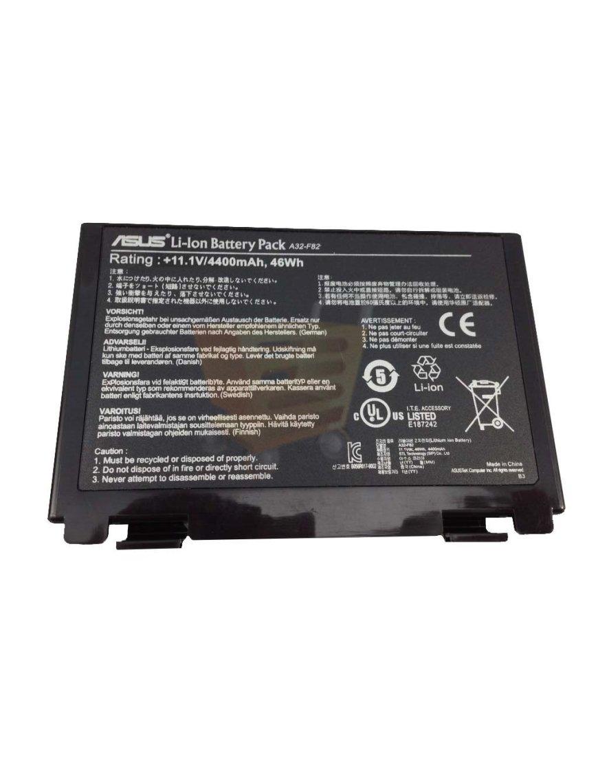 Batería Original Asus A32-F52 A32-F82 K40 K40IJ K50 K50AB K50I X5C X5J X8B