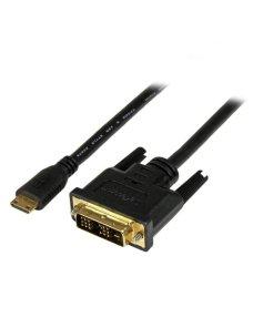 Cable 2m Mini HDMI a DVI-D - Imagen 1