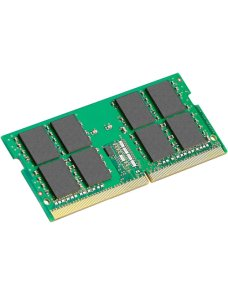 Kingston - DDR4 - 16 GB - SO-DIMM de 260 espigas - 2400 MHz / PC4-19200 - 1.2 V - sin búfer - no ECC - Imagen 1