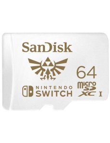 Nintendo Switch# microSD# 64GB - Imagen 1