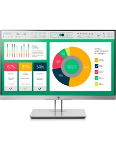 "HP EliteDisplay E223 - Monitor LED - 21.5"" - 1920 x 1080 Full HD (1080p) - IPS - 250 cd/m² - 1000:1 - 5 ms - HDMI, VGA, DisplayP"