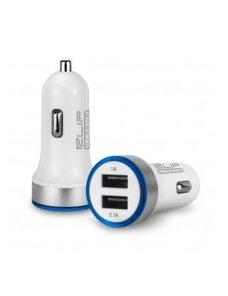 Klip Xtreme - Battery charger - car - Dual USB-3.1A - Imagen 1
