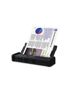 Epson DS-320 - Escáner de documentos - a dos caras - Legal - 600 ppp x 600 ppp - hasta 25 ppm (mono) / hasta 25 ppm (color) - Al