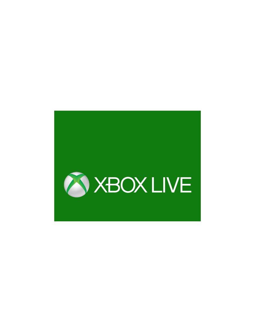 Xbox Live Prepago $20.000 - Imagen 1