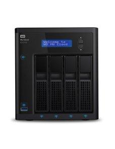 NAS MY CLOUD EX4100 0TB 4BAY GIGALANX x2 - Imagen 1
