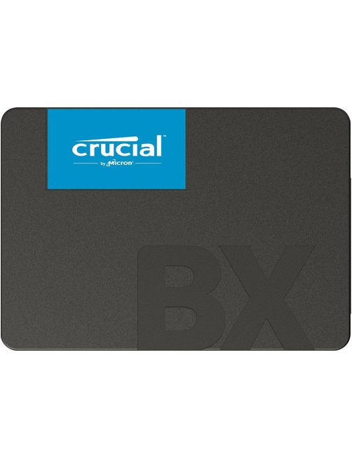 120GB SSD BX500 3D SATA 2.5 - Imagen 1