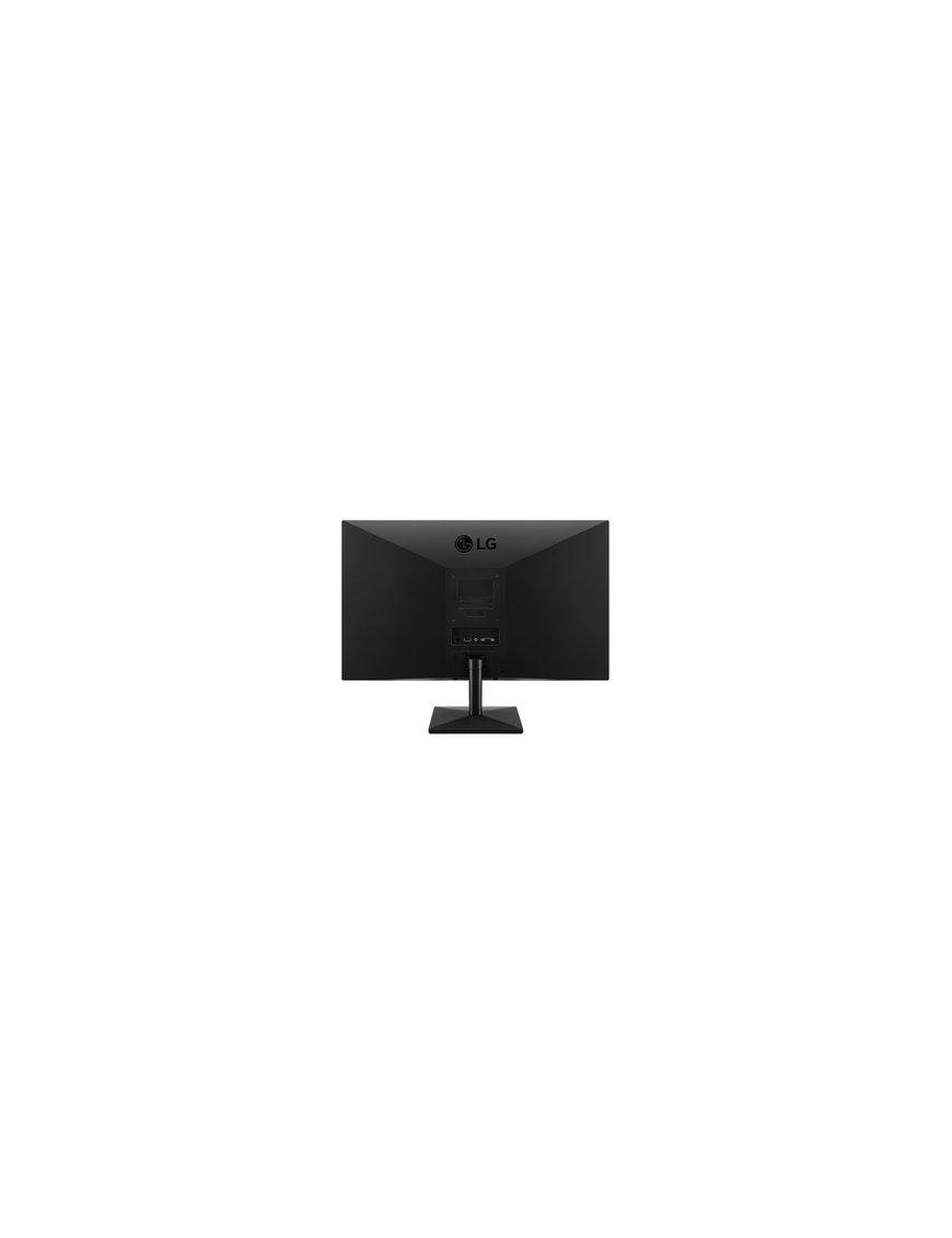 "LG 20MK400H-B - Monitor LED - 20"" - 1366 x 768 - TN - 300 cd/m² - 1000:1 - 2 ms - HDMI, VGA - negro mate - Imagen 5"