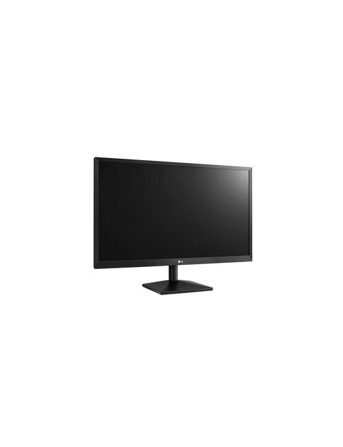 "LG 20MK400H-B - Monitor LED - 20"" - 1366 x 768 - TN - 300 cd/m² - 1000:1 - 2 ms - HDMI, VGA - negro mate - Imagen 6"