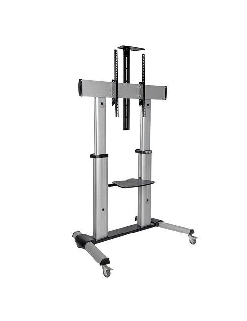 "Tripp Lite Mobile TV Floor Stand Cart Height-Adjustable LCD 60-100"" Display - Carrito para LCD / panel de plasma / pizarra inter"