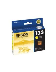 Epson 133 - Amarillo - original - cartucho de tinta - para Stylus NX130, NX230, NX430, TX123, TX130, TX133, TX135, TX235, TX430;