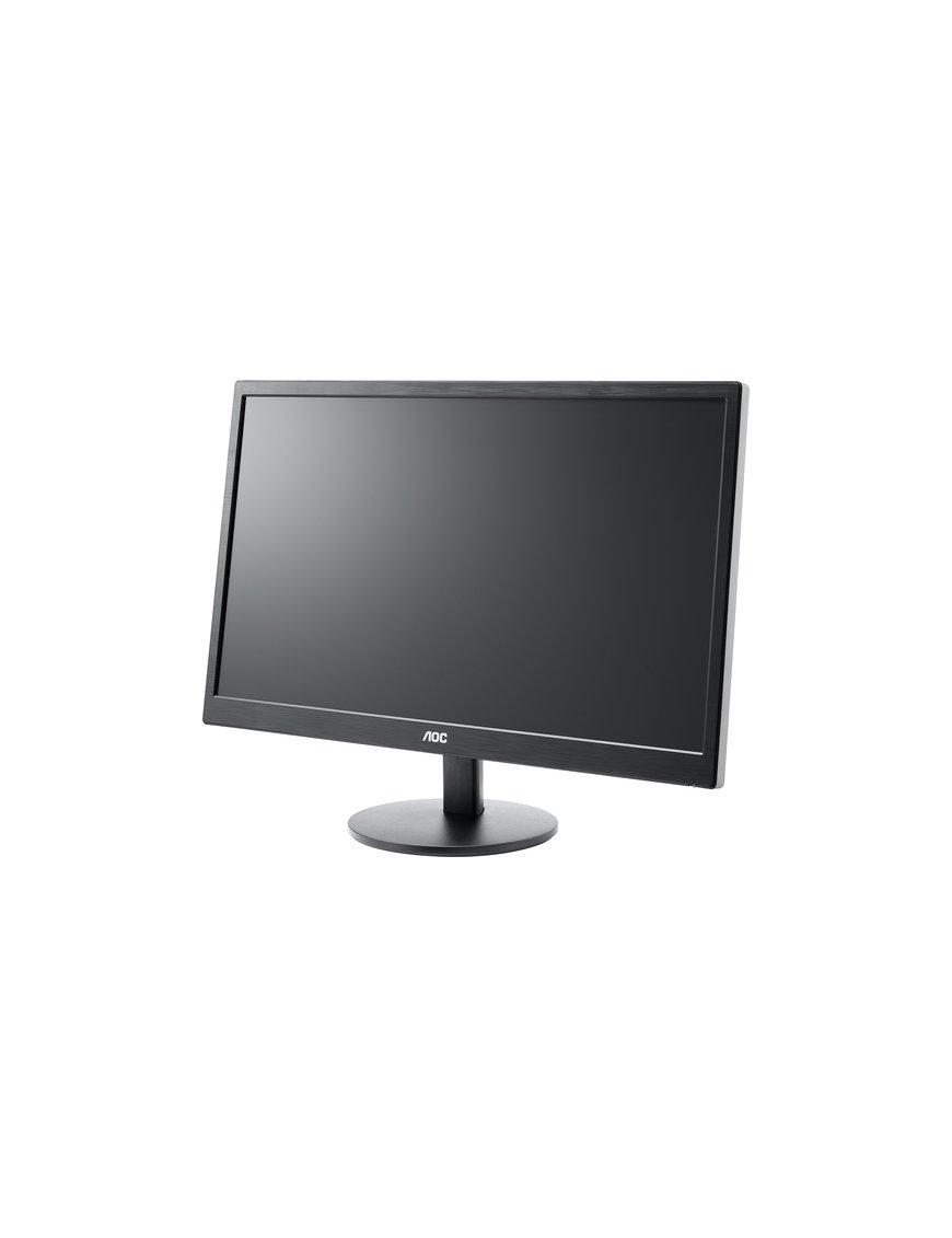 MONITOR AOC 21.5 NEGRO LED WIDE HDMI y VGA - Imagen 4