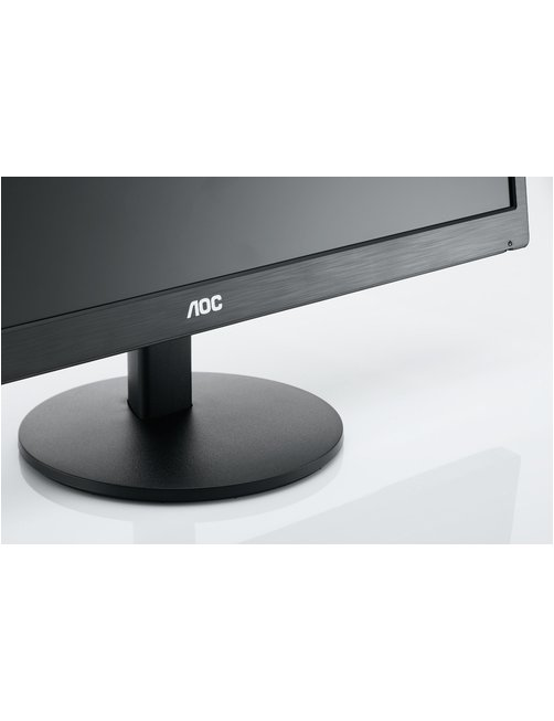 MONITOR AOC 21.5 NEGRO LED WIDE HDMI y VGA - Imagen 8
