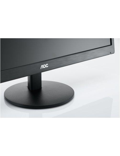 MONITOR AOC 21.5 NEGRO LED WIDE HDMI y VGA - Imagen 13