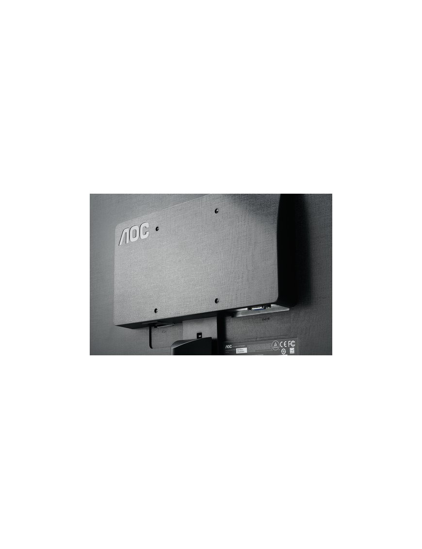 MONITOR AOC 21.5 NEGRO LED WIDE HDMI y VGA - Imagen 17