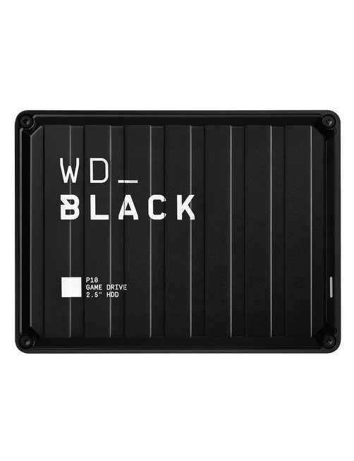Western Digital WD Black - External hard drive - 4 TB - USB 3.0 - Black - Imagen 1