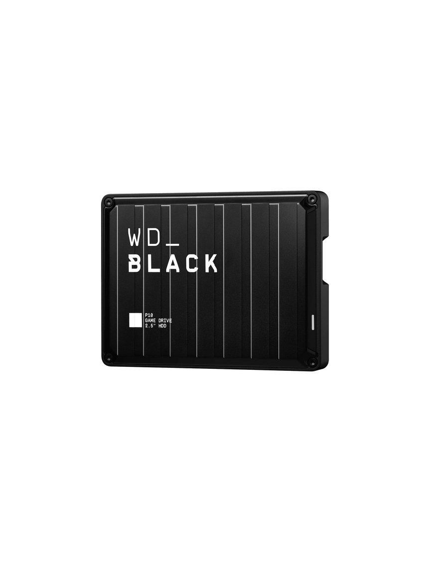 Western Digital WD Black - External hard drive - 4 TB - USB 3.0 - Black - Imagen 3