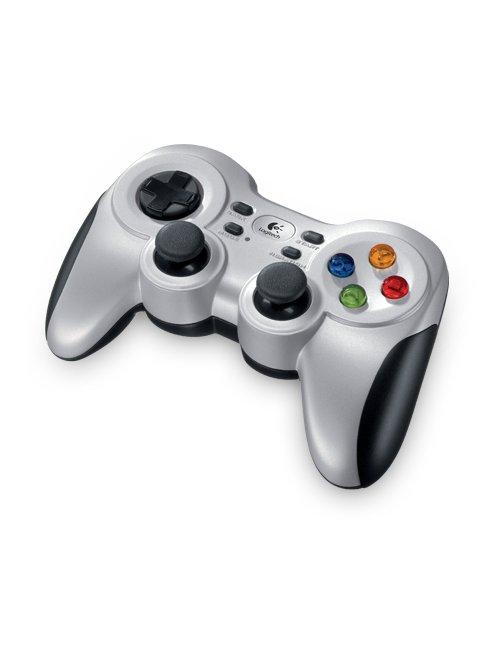 Logitech Wireless Gamepad F710 - Mando de videojuegos - inalámbrico - Imagen 1