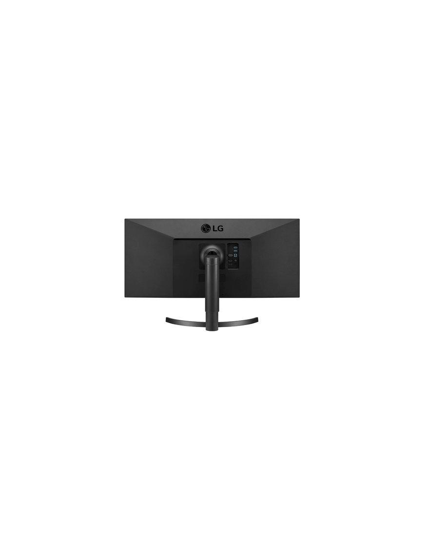 "LG 34WN750-B - LED-backlit LCD monitor - 34"" - 3440 x 1440 - IPS - HDMI / DisplayPort / USB - Black - Imagen 4"