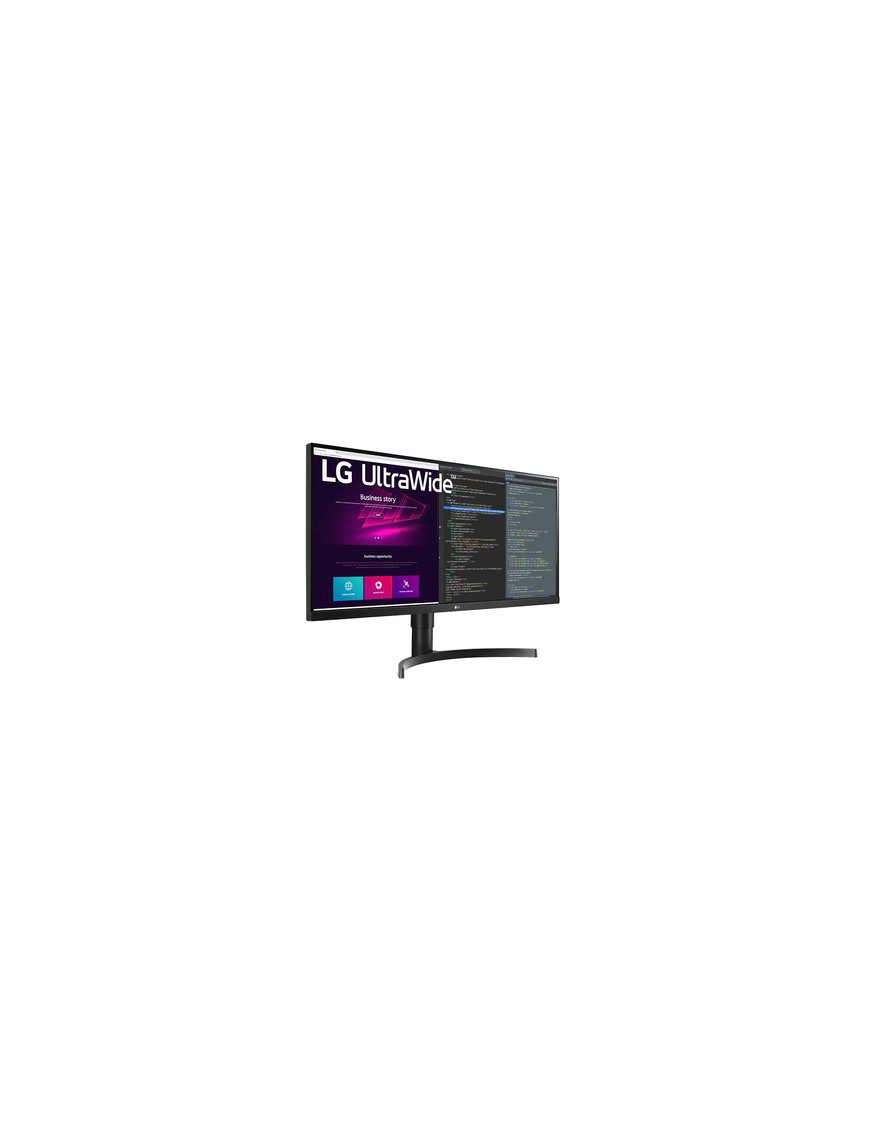 "LG 34WN750-B - LED-backlit LCD monitor - 34"" - 3440 x 1440 - IPS - HDMI / DisplayPort / USB - Black - Imagen 5"