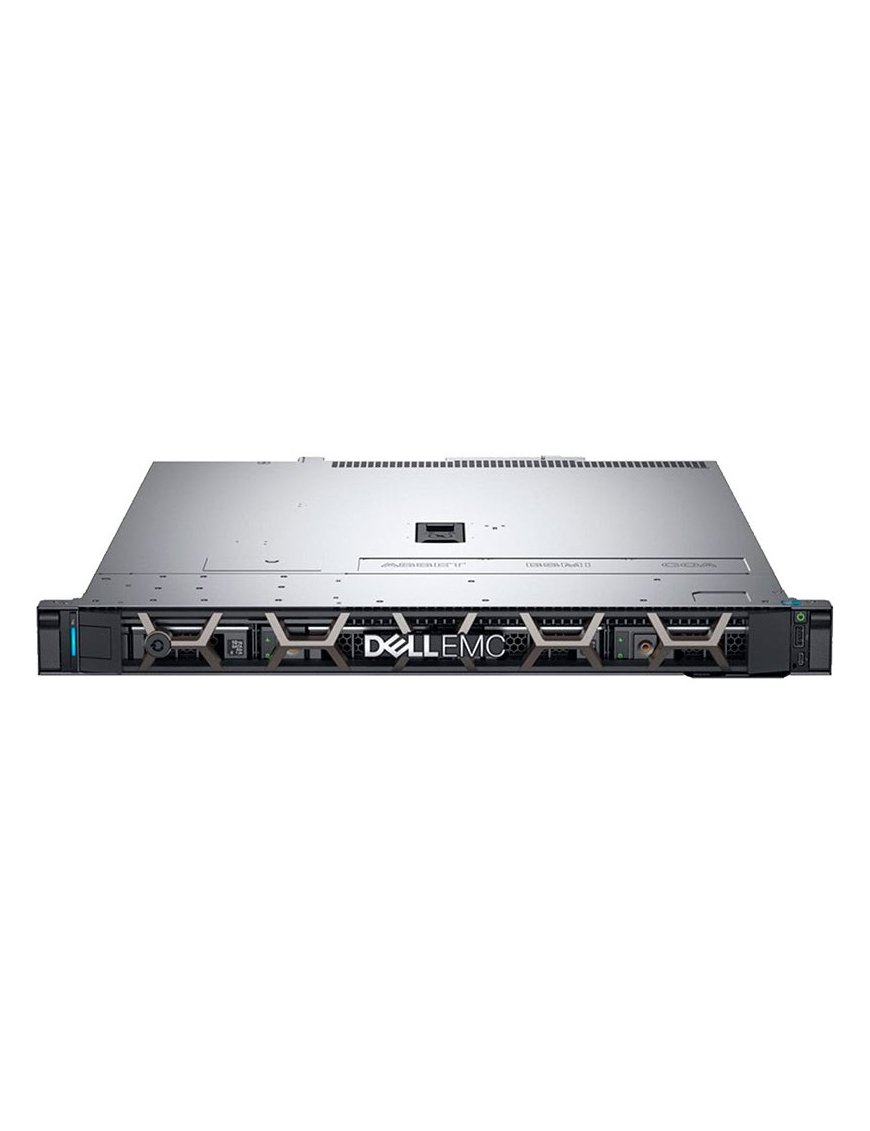 Dell - Server - Rack-mountable - 1 Intel Xeon E-2224 / 3.4 GHz - 8 GB DDR SRAM - 2 TB Hard Drive Cap WM3H0v1