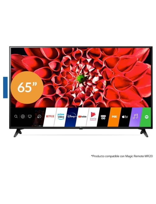 "TELEVISOR SMART 4K TV 65"" AL THINKQ 65UN7100PSA.AWH"