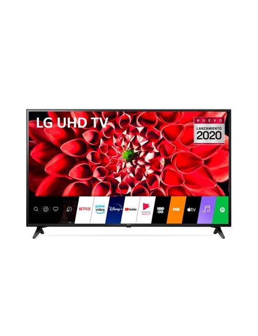 "LG - LED-backlit LCD flat panel display - Smart TV - 55"" - 4K - IPS 55UN7100PSA"