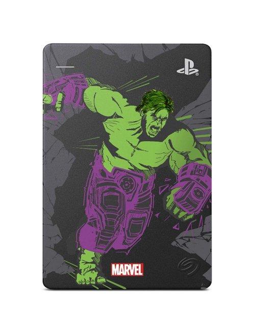 Seagate - External hard drive - 2 TB - USB 3.1 - Hulk - Imagen 1
