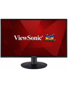 "ViewSonic VA2418-sh - Monitor LED - 24"" (23.8"" visible) - 1920 x 1080 Full HD (1080p) @ 75 Hz - IPS - 250 cd/m² - 1000:1 - 5 ms"