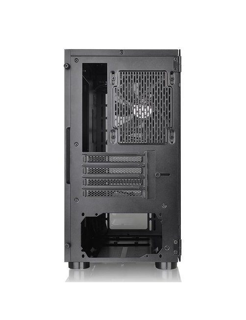 Gabinete  V150 TG/Black/Win/SPCC/Tempered Glass - Imagen 6
