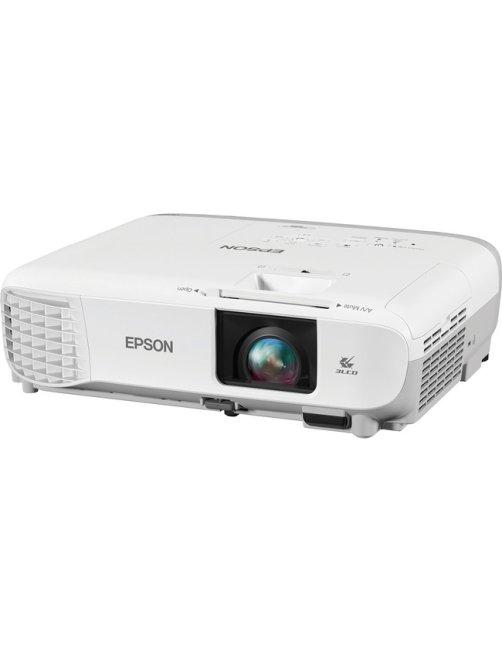Epson PowerLite 108 - Proyector 3LCD - portátil - 3700 lúmenes (blanco) - 3700 lúmenes (color) -  V11H860020 - Imagen 1
