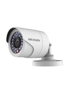 Hikvision - Turbo 720p Camara Bala 2.8mm IR 20m Plastico - IP66 - Imagen 1