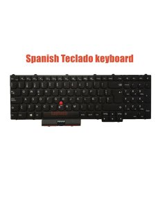 Teclado en Español Lenovo P50(20EN/20EQ) P70(20ER/20ES) 00PA339 00PA257
