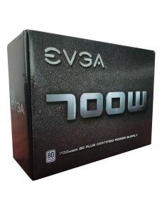 Fuente de Poder 700W EVGA 80+White 100-W1-0700-K5