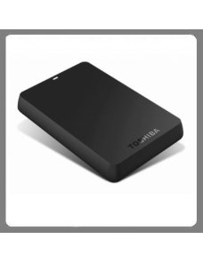 "Disco Duro Externo Toshiba 2TB 2.5"" USB 3.0 Canvio Basics"